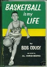Bob Cousy Basketball Is My Life hc Mint 2HJ1C