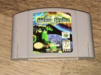 War Gods Nintendo 64 N64 Cleaned & Tested Authentic