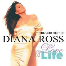 DIANA ROSS LOVE AND LIFE THE VERY BEST OF CD NEU LIMITED ED REMASTERED