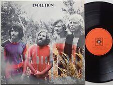 TAMAM SHUD Evolution RARE! LP PROG/PSYCH Soundtrack SURF 1969 AUSTRALIA EX+/EX-