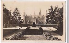 Denmark; Fredericksborg Castle From Gardens RP PPC, 1932 Copenhagen PMK