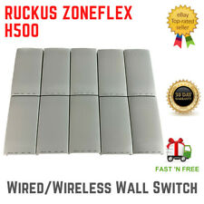 LOT OF 10 Ruckus H500 Multiservice 802.11ac Dual-Band Wired/Wireless Switch PoE
