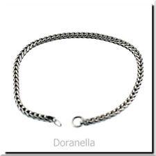 Trollbeads Original Foxtail 15219 Bracelet Silver 7.5 (6.5 actual) inch :1