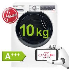 Hoover EEK A+++ Waschmaschine 10 KG Frontlader Display 1400 UpM freistehend WOW