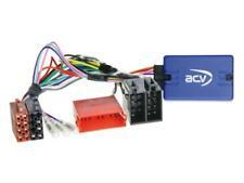 ALPINE Autoradio Volant Adaptateur Interface Opel Vivaro ab2011 CAN-BUS ISO connecteur