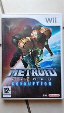 METROID PRIME 3 CORRUPTION sur Nintendo WII