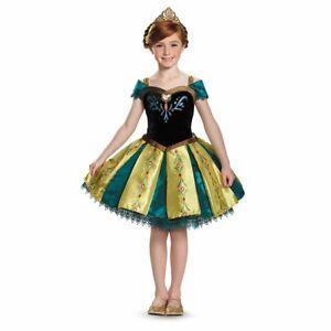 Anna Prestige Costume, Medium (7-8)