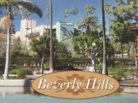 Vintage Postcard Beverly Hills ~ Beverly Hills, California CA. ~ Ships FREE