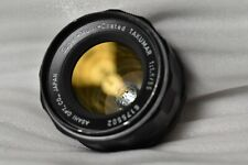 PENTAX 55mm F1.8 Super Takumar M42 Bubble blur Jewelry lens From JAPAN
