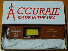 Accurail HO #5234 UP 50' Steel Double-Door Boxcar w/High Ladders & Roofwalk