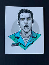 TYLER STOUT Cable Guy Pros & Cons Handbill Print Sold Out!