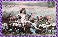 Carte Postale - Fantaisie - Photo d'Art