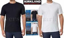 NEW OPEN! KIRKLAND SIGNATURE MEN'S 6 PACK CREW NECK COTTON T-SHIRTS! VARIETY!