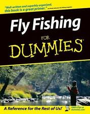 Fly Fishing for Dummies by Peter Kaminsky (1998, Paperback)