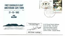 Aviation Dutch & Colonies First Day Cover Stamps