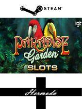 IGT Slots Paradise Jardin Clé Steam-pour PC ou MAC (même jour expédition)