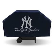 New York Yankees Economy Vinyl Grill Cover [NEW] MLB Barbecue BBQ Outdoor