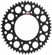 Renthal Sprocket Rear 50T 520 Ultralight Aluminum Black #224U-520-50GPBK KTM