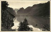 Olden Norwegen Norge alte AK ~1930 Oldenvand Nordfjord Fjord Landschaft Liggende