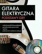 Gitara elektryczna Podstawy gry z plyta CD | Buch | Zustand sehr gut
