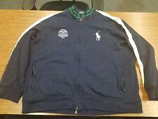 Wimbledon Ralph Lauren jacket XXL Polo big horse The Championships Full Zip