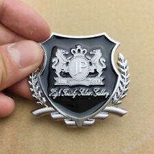 JP Junction Produce Metal VIP Emblem Car Trunk Window Side Decal Sticker Badge