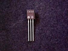 2SC458-D - Hitachi Transistor C458 2SC458D (MODIFIED TO-92) GENUINE