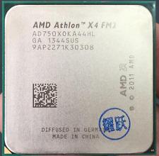 AMD X4 750 AD750XOKA44HL Quad-Core FM2 3.4GHz 4MB 65W Desktop CPU