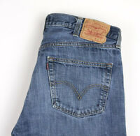 Levi's Strauss & Co Hommes 501Straight Jambe Jean Taille W38 L32 APZ1050