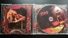 """doble cd """"dio's inferno the last in live"""" de Dio"""