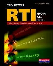 NEW RTI from All Sides: What Every Teacher Needs to Know by Mary Howard