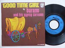 BURANO and his gypsy caravan Good time girl 6009398 RRR