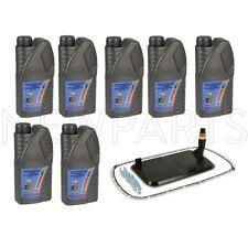 7-Liters Fluids and Transmission Filter Kit For BMW E46 323Ci 323i 330 E39 X3