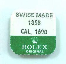 Rolex Cannon Pinion Caliber 1600 Part Number 1858 Original New