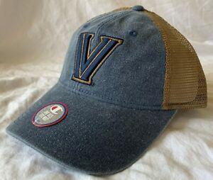 Champion Villanova University Adjustable Mesh Back Snap-back Cap - New!!
