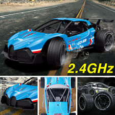 Remote Control Car RC Drift Car Fast High Speed Toy Shocks Racing Gift For Kids