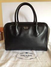 NWT PRADA Black Leather INSIDE BAG 1BB010 RRP €2300