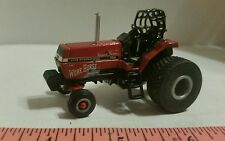 "1/64 ERTL custom ""workhorse"" case ih magnum pulling tractor farm toy nttp outlaw"