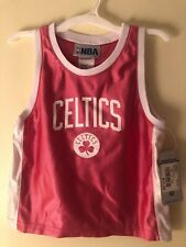 NBA BOSTON CELTICS JERSEY PINK/SIZE 3T