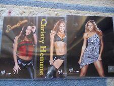 WWE photos of 3 Divas Hemme, Marie, Keibler