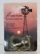Scale Models Case IH Pewter Tractor 1:64 Antique Collectible Item Made in USA