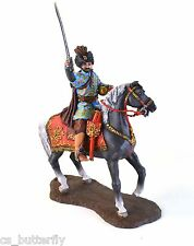 Colonel Ivan Bohun legendary Zaporozhian 1/32 Toy soldier Handmade Painted