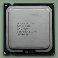 Intel Xeon X3360 2,83GHz 12M 1333MHz Quad-Core Prozessor SLAWZ LGA775-Sockel CPU