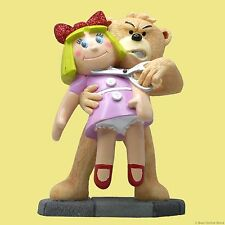 BAD TASTE BEARS BARBIE AND KEN TAKES HOSTAGE PARODY -FAST SHIP- MORE IN SHOP