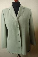 Schicke, elegante  GERRY WEBER Bluse, Top hellgrün ( Schilf ) Gr. 40 Toll !!!