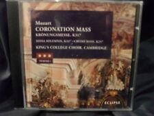 Mozart - Coronation Mass, K317 -Stephen Cleobury/King's College Choir, Cambridge