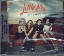 LITTLE MIX SALUTE SEALED CD NEW 2013