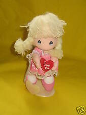 Precious Moments Inspirations From The Heart Doll For A Daughter Valentines Day