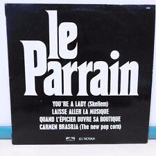 """33T LE PARRAIN B.O. Film Vinyle LP 12"""" The MUSIC SWEEPERS -SARREL -TRETEAUX 6072"""