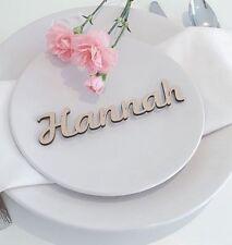 Centros y decoración de mesas de boda